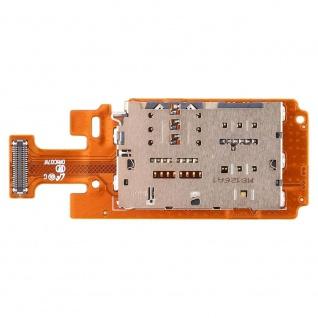 SIM Card Halter Flex Reparatur für Samsung Galaxy Tab A 10.5 T595 Ersatzteil Neu
