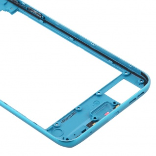Mittelrahmen für Nokia 5.3 Grün LCD Rahmen Gehäuse Zubehör Ersatzteil - Vorschau 5
