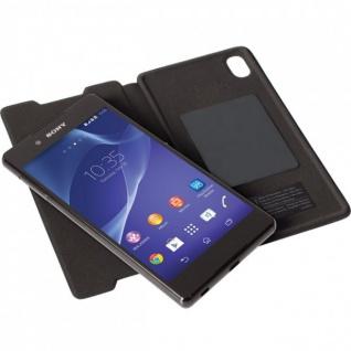 Krusell Ekerö FolioSkin Tasche für Sony Xperia Z3 + Plus + Dual Schutzhülle Etui