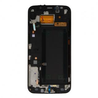 Display LCD Komplettset Touchscreen Gold für Samsung Galaxy S6 Edge G925 G925F - Vorschau 3