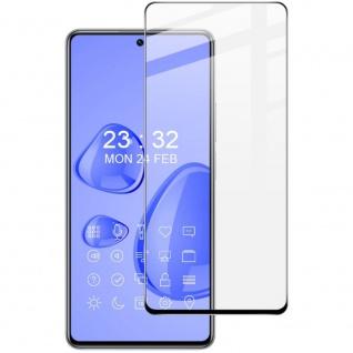 Für Xiaomi Mi 11T 2x 3D Display Full H9 Tempered Glas Schwarz Panzer Schutz Hart