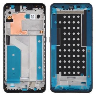 Mittelrahmen für Nokia 7.2 / 6.2 Schwarz Middle Frame Rahmen Gehäuse Ersatzteil