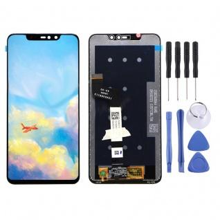 Für Xiaomi Redmi Note 6 Pro Display Full LCD Touch Ersatz Reparatur Schwarz Neu - Vorschau 1