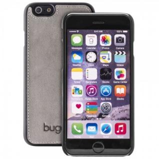 Bugatti ClipOnCover Cover für Apple iPhone 6 6S Schutzhülle Hardcase Case Taupe