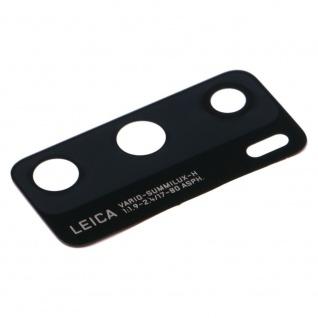 Für Huawei P40 Camera Lens Schwarz Cam Schutz Protect Ersatzteil Reparatur