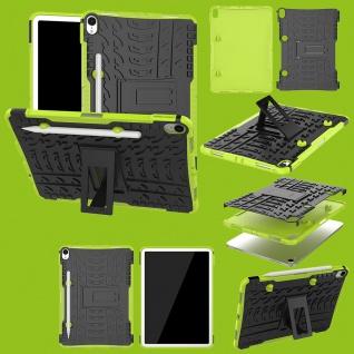 Für Apple iPad Pro 11.0 Zoll 2018 Hybrid Outdoor Case Grün Tasche Cover Hülle