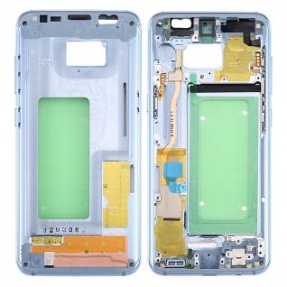Mittelrahmen Rahmen Kamera Glas Gehäuse für Samsung Galaxy S8 G950 G950F Grau