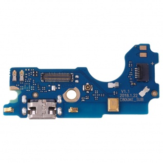 Ladebuchse Charging Board für Wiko View 2 Ersatz Reparatur Modul Klinke Zubehör