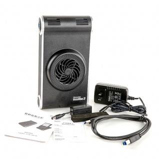 Olmaster HE-3003U3 3.5 Zoll USB 3.0 Externes Festplatten Gehäuse Notebook TOP - Vorschau 4