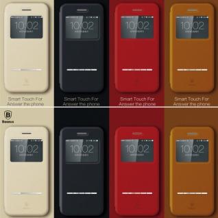 Original Baseus Window View Tasche für viele Apple iPhone Modelle Hülle Case Neu