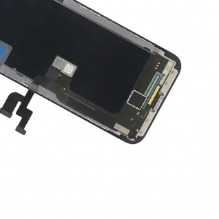 Display LCD OLED für iPhone X / 10 Schwarz Komplett Einheit Touch Ersatzteil - Vorschau 5