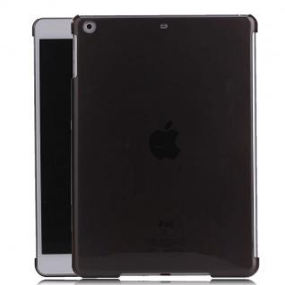 Hardcase Neon Braun für Apple iPad Air Case Cover Hülle Zubehör + Folie