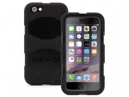 Griffin Survivor Schutzhülle Cover für Apple iPhone 6 4.7 Hülle Outdoor Case