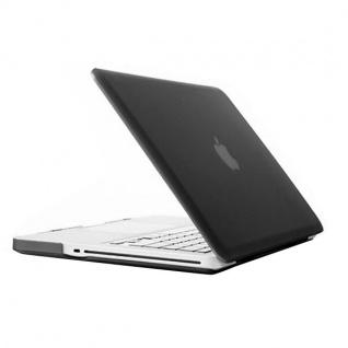 Schutzhülle Case Hülle Cover Schale Grau für Apple Macbook Pro 15.4 inch Neu