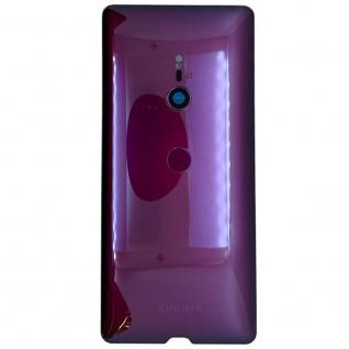Sony Xperia XZ3 H8416 H9436 H9493 1316-4766 Akkudeckel Akku Deckel Batterie Cover Rot - Vorschau 2