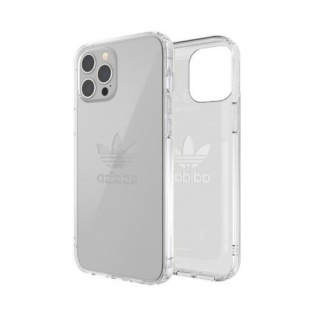 Adidas Silicone Case für Apple iPhone 12 Pro Max Clear Case Transparent Hülle