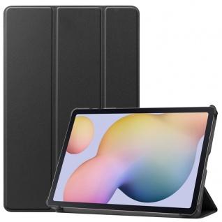 Smart Cover Schwarz Tasche Etui Hülle für Samsung Galaxy Tab S7 T870 / T875 2020