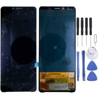 Sony Display LCD Komplett Einheit für Sony Xperia 10 II 2. Gen 100629211 Schwarz