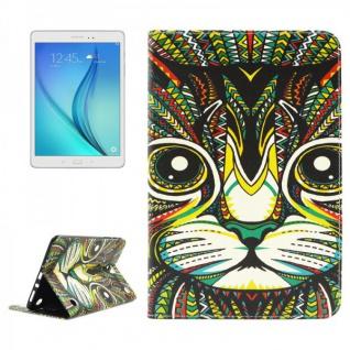 Schutzhülle Muster für Samsung Galaxy Tab A 8.0 T350 T355 N Hülle Case Tasche
