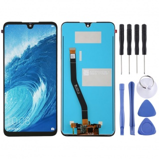 Für Huawei Honor 8X MAX Display Full LCD Touch Ersatzteil Reparatur Schwarz Neu