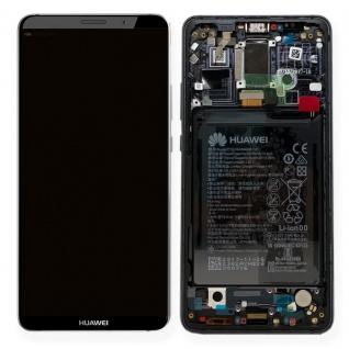 Huawei Display LCD Einheit Rahmen für Mate 10 Pro Service Pack 02351RVN Grau - Vorschau 1