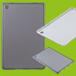 Für Samsung Galaxy Tab A7 2020 Transparent Tablet Tasche Hülle TPU Silikon dünn