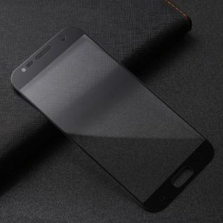 0, 3 mm H9 gebogenes Panzerglas Schwarz Folie für Samsung Galaxy S7 G930F Hülle