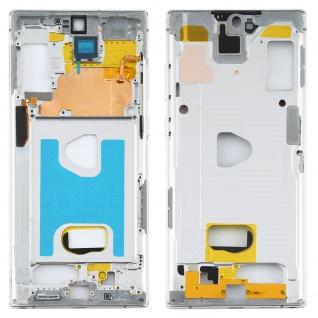 Mittelrahmen Bezel Samsung Galaxy Note 10 Plus 5G 5G SM-N976F Weiß Middle Frame