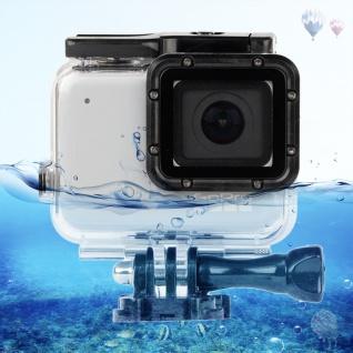 Unterwasser Gehäuse Tauchgehäuse für GoPro Hero 7 mit Objektiv Schutz Zubehör