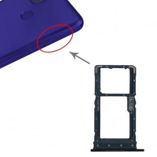 Für Motorola Moto G9 Power Dual Sim / SD Karten Halter Grün Ersatzteil Zubehör