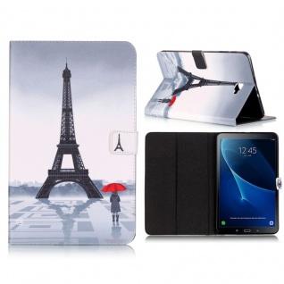 Schutzhülle Motiv 81 Tasche für Samsung Galaxy Tab A 10.1 T580 T585 Hülle Cover