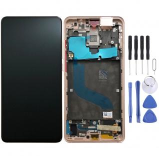 Für Xiaomi Mi 9T / 9T Pro Gold Display OLED LCD Einheit Touch mit Rahmen Ersatz