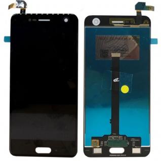 Ersatz Display LCD Komplett Einheit für ZTE Blade V8 Reparatur Schwarz Ersatz