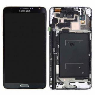 Display LCD GH97-15209F Schwarz-Gold für Samsung Galaxy Note 3 N9005 Reparatur
