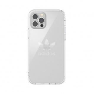 Adidas Silicone Case für iPhone 12 Pro Transparent Tasche Schutz Handy Case Etui