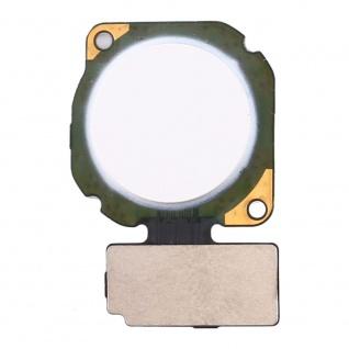 Für Huawei P20 Lite Fingerprint Sensor Weiß Flex Kabel Ersatzteil Reparatur