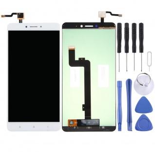 Für Xiaomi Mi MAX 2 Display Full LCD Touch Screen Ersatz Reparatur Weiß Neu