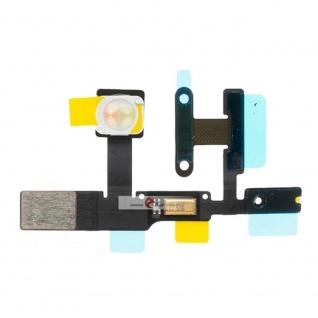 Power + Flashlight + Mikrofon Flexkabel für Apple iPad Pro 9.7 Mic Ersatzteil