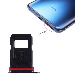 Simkarten Halter für OnePlus 7 Pro Grau Schlitten Ersatz Sim Card Tray Reparatur