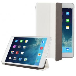 Smartcover Weiß Tasche für Apple iPad Mini und Retina Hülle + Folie Touchpen Neu