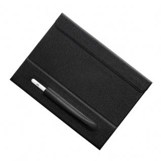 Flip Case Schwarz für Apple iPad Pro 11.0 Zoll 2018 Tasche Hülle Pencil Case