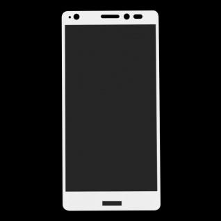 Full Hartglas 0, 26 mm dünne H9 Schock Weiß für Huawei Mate S 5.5 Zoll Hülle