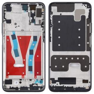 Mittelrahmen für Huawei Honor 9X Schwarz Middle Frame Rahmen Gehäuse Ersatzteil