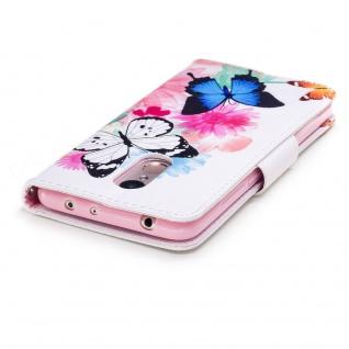 Für Samsung Galaxy A50 6.4 Kunstleder Tasche Book Motiv 39 Schutz Hülle Etuis - Vorschau 4