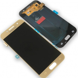 Display LCD Komplettset GH97-19732B Gold für Samsung Galaxy A3 A320F 2017 Neu