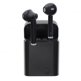 4smarts True Wireless Stereo Headset Eara TWS 2 Schwarz Kopfhörer Headset Musik