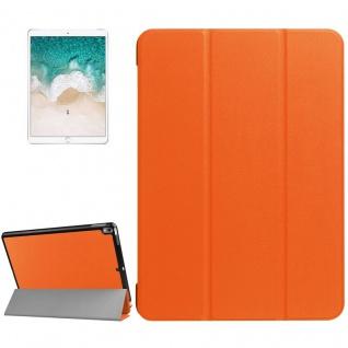 Smartcover Orange Cover Tasche für Apple iPad Pro 10.5 2017 Hülle Etui Case Neu