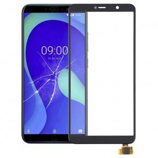 Display Touch Panel Digitizer Schwarz für Wiko Y80 Ersatzteil Reparatur Ersatz