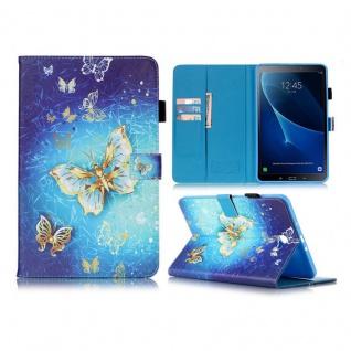 Muster Motiv Design Schutzhülle Tasche aufstellbar für Tablet Case Cover Bild - Vorschau 5