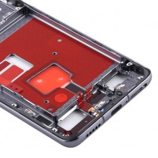 Mittelrahmen für Huawei P40 Schwarz Middle Frame Rahmen Zubehör Ersatzteil Neu - Vorschau 3